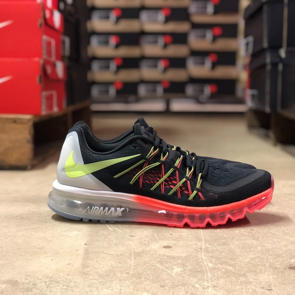 Nike Air Max 2015 Mens Running Shoe Size 10.5